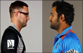 India to take on New Zealand today